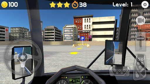 Bus Parking 3D screenshots 9
