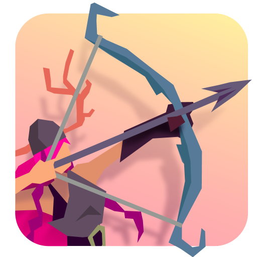 A mix between an archery shooting game with vikings and an endless runner.