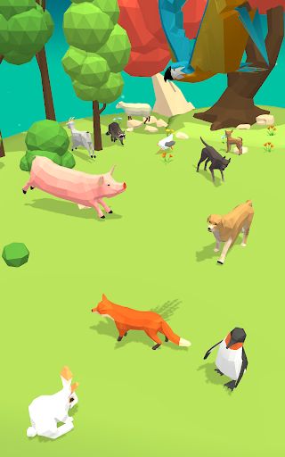 Merge Safari - Fantastic Animal Isle 1.0.86 screenshots 13