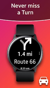 Navigation Pro: Google Maps Navi on Samsung Watch 1