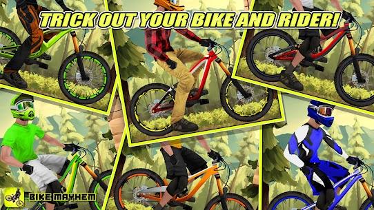 Bike Mayhem Mountain Racing MOD Apk 1.5 (Unlimited Lives) 3