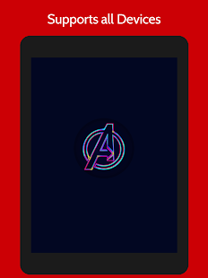 Avengers Stickers WAStickerApps Screenshot