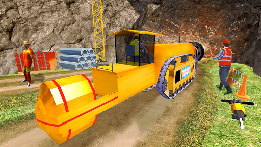 Construction Simulator Heavy Truck Driver Apkfinish screenshots 4