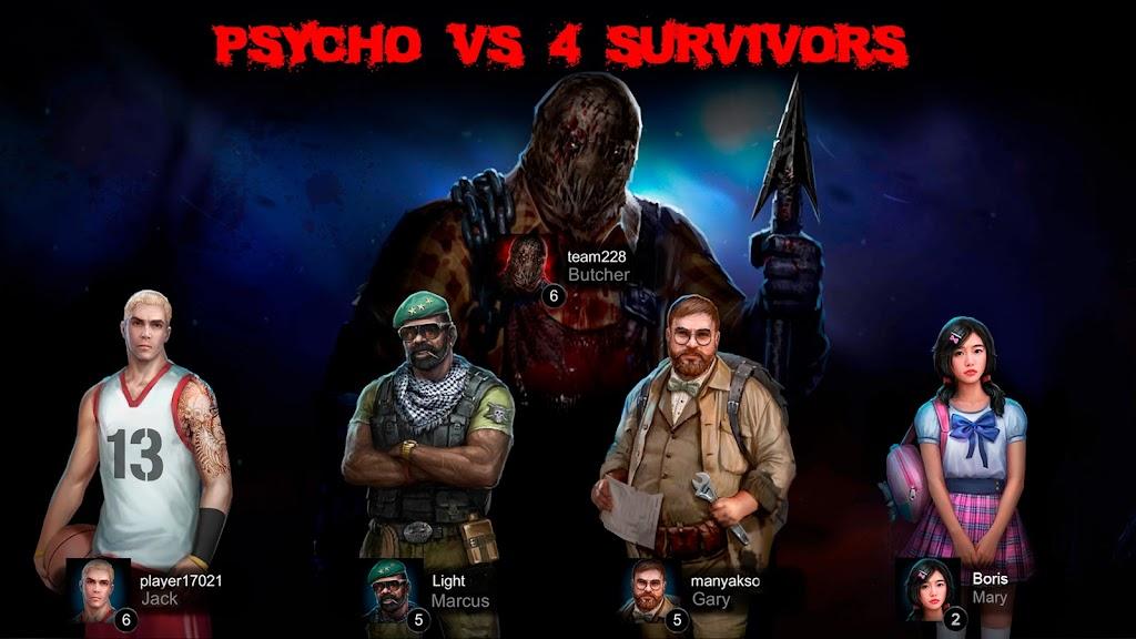 Horrorfield Multiplayer horror  poster 2