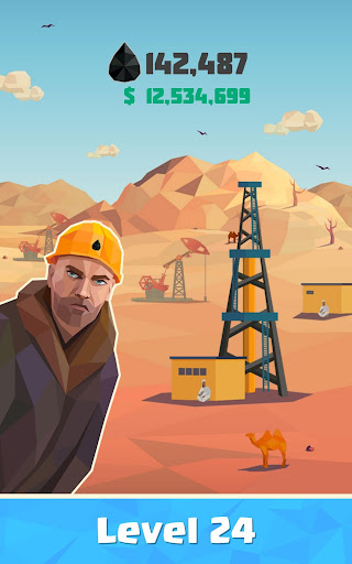 Oil Tycoon: Gas Idle Factory 4.1.4 screenshots 5