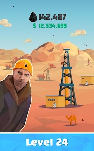 Oil Tycoon: Gas Idle Factory MOD APK 4.1.8 (Unlimited Money) 8
