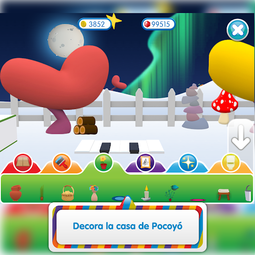 Talking Pocoyo 2 - Play and Learn with Kids 1.34 screenshots 3