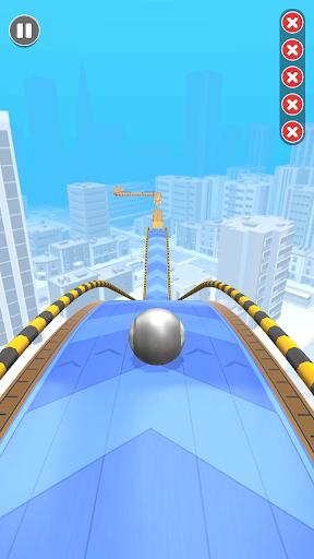 Sky Rolling Ball 3D apkdebit screenshots 5