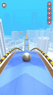 Sky Rolling Ball 3D 5