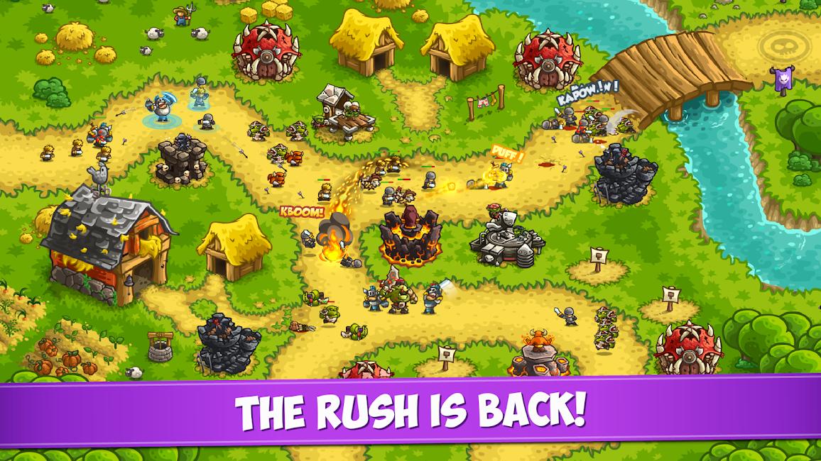 Kingdom Rush Vengeance APK MOD 1.9.11 1