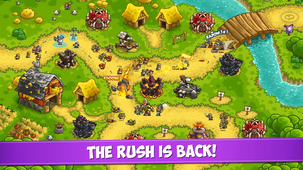 Kingdom Rush Vengeance - Tower Defense Game  poster 0