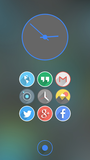 Velur - Icon Pack  screenshots 2