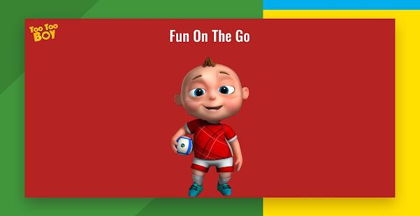 TooToo Boy  Show -  Funny Cartoons for Kids 1.81 Screenshots 7