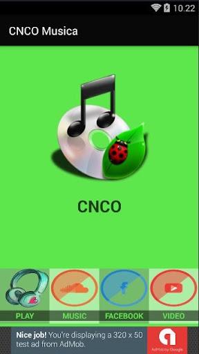 cnco - musica 2018 screenshot 1