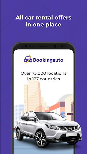 Bookingauto - Airport car rental