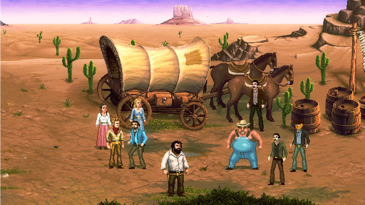 Bud Spencer & Terence Hill - Slaps And Beans  screenshots 1