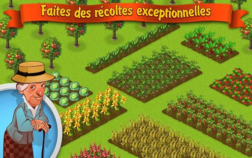 Code Triche Jeux de fermé gratuit français: Lucky Fields APK MOD (Astuce) 4