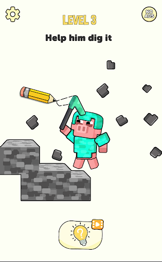 Stickman Craft - Brain Puzzle Games  screenshots 6