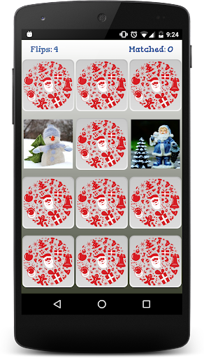 matching game with voice on tv, phones, tablets screenshot 3