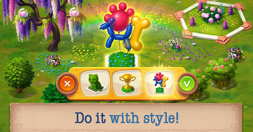 Pet Stories: Blast puzzles game  screenshots 5