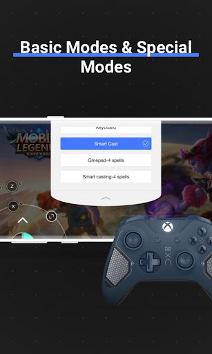 Octopus – Gamepad, Mouse, Pemetaan Tombol Keyboard