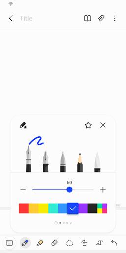 Samsung Notes  screenshots 3