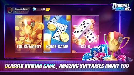 Domino Vamos - World Tournament Online 1.0.4 screenshots 1