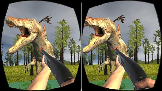 Dinosaurs Hunting VR Cardboard Jurassic Online Hack Android & iOS 3