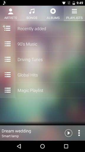 Audio Player 11.0.32 Screenshots 5