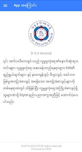 SSB Myanmar 1