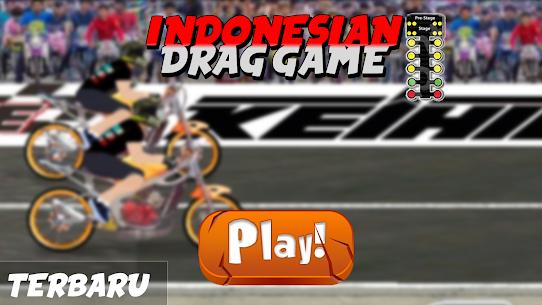 Indonesian Drag Bike Racing 2