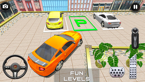 Modern Car Parking Drive 3D Game - Free Games 2020 android2mod screenshots 3