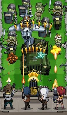 ゾンビ戦争 - アイドル防衛ゲームのおすすめ画像2