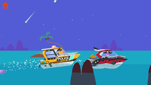 Dinosaur Police Car - Police Chase Games for Kids 1.1.3 screenshots 16