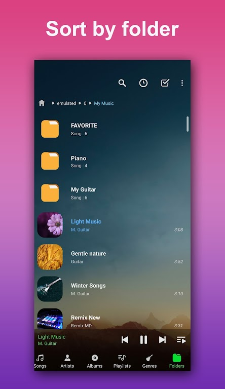 Music Player  poster 17