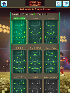 Football Boss: Be The Manager