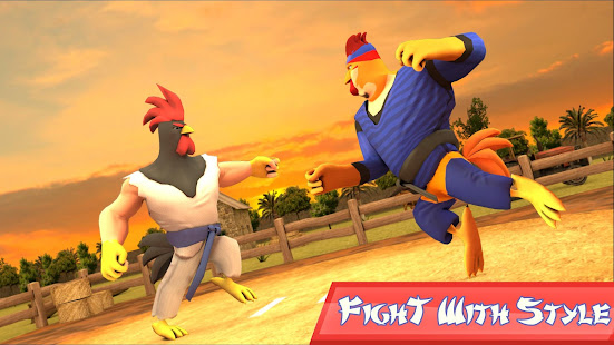 Mod Game Kung Fu Animal Fighting Games: Wild Karate Fighter for Android