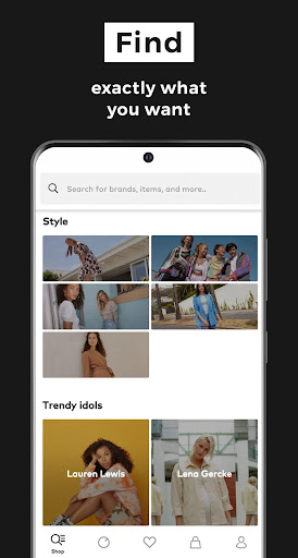 ABOUT YOU Online Fashion Shop apktram screenshots 5