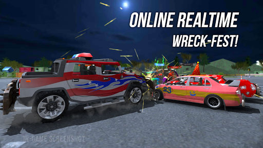 Demolition Derby Multiplayer 1.3.6 screenshots 6