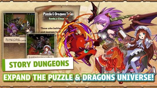 Puzzle & Dragons MOD (Unlimited Money) 4