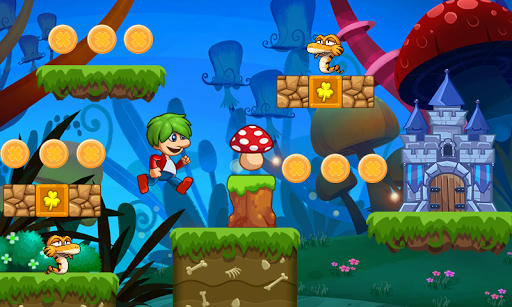 Victou2019s World - jungle adventure - super world 1.8.4 screenshots 1
