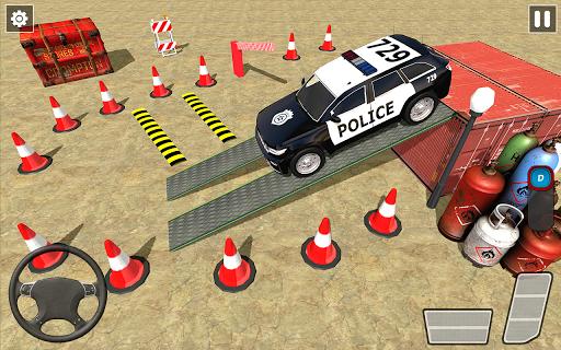 Crazy Traffic Police Car Parking Simulator 2020 screenshots 11