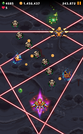 Galaxy Shooter : Falcon Squad Premium Varies with device screenshots 15