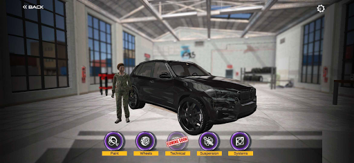 M Package : Car Simulator 3.0.3 screenshots 15