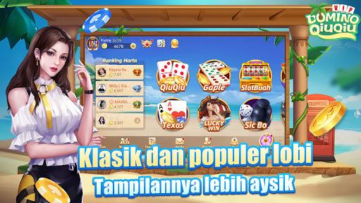 Domino QiuQiu Gaple VIP 1.5.1 screenshots 1
