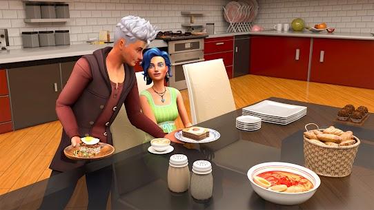Virtual Pregnant Mother Simulator Games 2021 APK + MOD (Money) 5