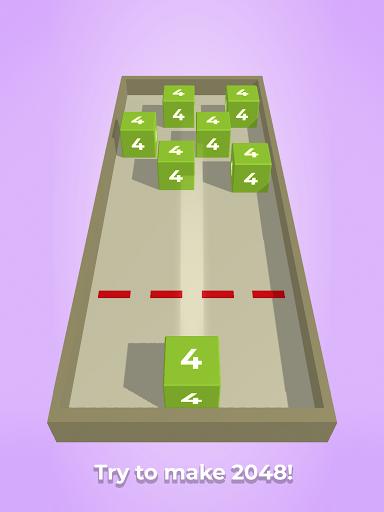 Chain Cube: 2048 3D merge game 1.46.03 screenshots 20