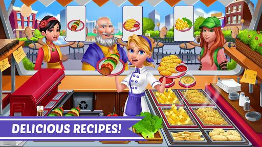 Cooking World Girls Games Fever & Restaurant Craze 1.11 Screenshots 12