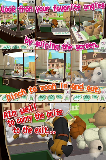 Claw Crane Puppies android2mod screenshots 3