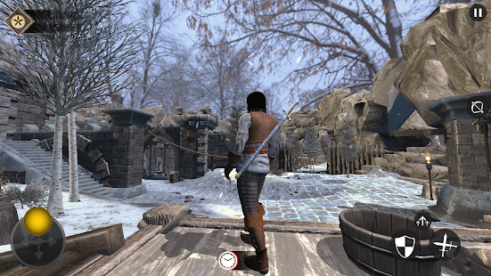 Ertuğrul Gazi Game 2020:Real Mount & Blade Fight  screenshots 2